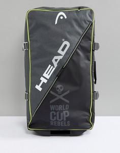 Чемодан Head Rebels - Черный
