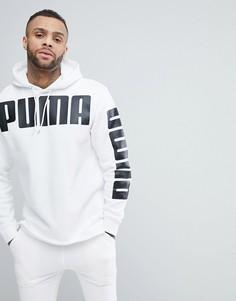 Худи белого цвета Puma Rebel 85008702 - Белый