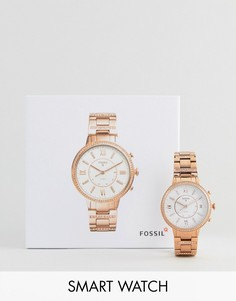 Смарт-часы Fossil Q FTW5010 Virginia - 36 мм - Золотой