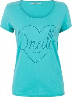 Футболка женская ONeill Heart Graphic Oneill