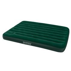Матрас надувной Intex Outdoor Downy Bed Twin