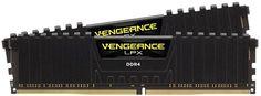 Модуль памяти CORSAIR Vengeance LPX CMK32GX4M2C3000C16 DDR4 - 2x 16Гб 3000, DIMM, Ret