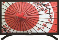 "LED телевизор AKAI LEA-24A64M ""R"", 23.6"", HD READY (720p), черный"