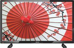 "LED телевизор AKAI LEA-24K39P ""R"", 23.6"", HD READY (720p), черный"
