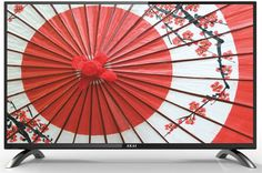 "LED телевизор AKAI LEA-32H50P ""R"", 31.5"", HD READY (720p), черный"