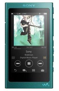 MP3 плеер SONY NW-A35HN flash 16Гб голубой [nwa35hnl.ee]