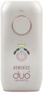 Фотоэпилятор HOMEDICS IPL-HH380-IT Duo Quartz белый