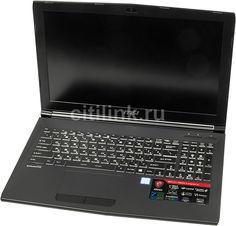 """Ноутбук MSI GP62M 7RDX(Leopard)-2251RU, 15.6"""", Intel Core i5 7300HQ 2.5ГГц, 8Гб, 1000Гб, 256Гб SSD, nVidia GeForce GTX 1050 - 4096 Мб, Windows 10, 9S7-16J9B2-2251, черный"""