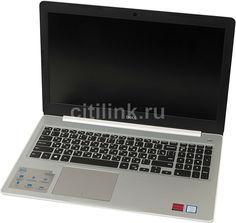 "Ноутбук DELL Inspiron 5570, 15.6"", Intel Core i5 8250U 1.6ГГц, 8Гб, 1000Гб, AMD Radeon 530 - 4096 Мб, DVD-RW, Windows 10, 5570-5403, белый"