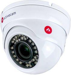 Видеокамера IP ACTIVECAM AC-D8123ZIR3, 2.8 - 12 мм, белый