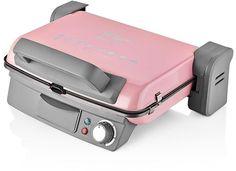 Электрогриль SINBO SSM 2538, розовый