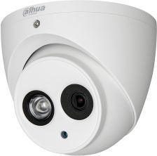 Камера видеонаблюдения DAHUA DH-HAC-HDW1100EMP-A-0360B-S3, 3.6 мм, белый