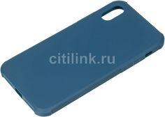 Чехол (клип-кейс) REDLINE Extreme, для Apple iPhone X, синий [ут000012390]