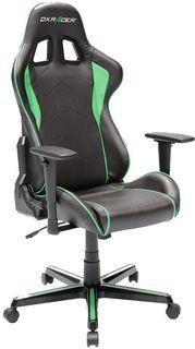Кресло игровое DXRACER Formula GC-F08-NE-H3, на колесиках, эко.кожа [oh/fh08/ne]