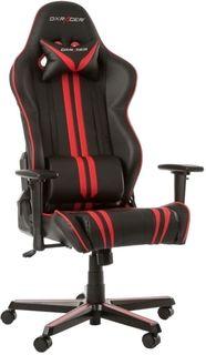 Кресло игровое DXRACER Racing GC-R9-NR-Z3, на колесиках, эко.кожа [oh/rz9/nr]