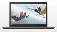 """Ноутбук LENOVO IdeaPad 320-17AST, 17.3"""", AMD E2 9000 1.8ГГц, 4Гб, 500Гб, AMD Radeon R2, DVD-RW, Free DOS, 80XW005SRU, серый"""