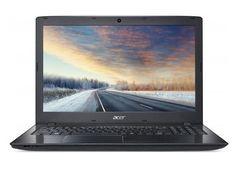 """Ноутбук ACER TravelMate TMP259-MG-578A, 15.6"""", Intel Core i5 6200U 2.3ГГц, 4Гб, 1000Гб, 128Гб SSD, nVidia GeForce 940MX - 2048 Мб, DVD-RW, Linux, NX.VE2ER.026, черный"""