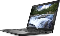 "Ноутбук DELL Latitude 7380, 13.3"", Intel Core i5 7200U 2.5ГГц, 8Гб, 256Гб SSD, Intel HD Graphics 620, Windows 10 Professional, 7380-5052, черный"