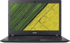 "Ноутбук ACER Aspire A114-31-C8JU, 14"", Intel Celeron N3350 1.1ГГц, 2Гб, 32Гб SSD, Intel HD Graphics 500, Windows 10, NX.SHXER.006, черный"