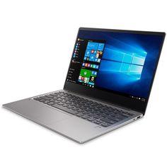 "Ноутбук LENOVO IdeaPad 720S-13IKBR, 13.3"", Intel Core i5 8250U 1.6ГГц, 8Гб, 128Гб SSD, Intel HD Graphics 620, Windows 10, 81BV0007RK, серый"
