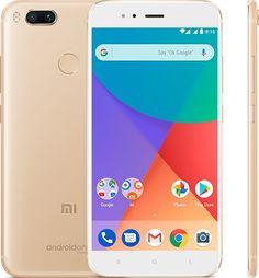 Смартфон XIAOMI Mi A1 64Gb, золотистый