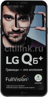 Смартфон LG Q6+ M700AN, черный