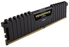 Модуль памяти CORSAIR Vengeance LPX CMK16GX4M1C3000C16 DDR4 - 16Гб 3000, DIMM, Ret