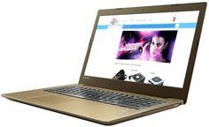 "Ноутбук LENOVO IdeaPad 520-15IKB, 15.6"", Intel Core i5 8250U 1.6ГГц, 8Гб, 256Гб SSD, Intel HD Graphics 620, DVD-RW, Free DOS, 81BF00G3RU, бронзовый"
