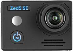 Экшн-камера AC ROBIN ZED5 SE UHD 4K, WiFi, черный