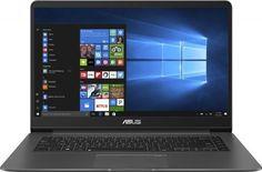 """Ноутбук ASUS Zenbook UX530UQ-FY017T, 15.6"""", Intel Core i5 7200U 2.5ГГц, 8Гб, 256Гб SSD, nVidia GeForce 940MX - 2048 Мб, Windows 10, 90NB0EG1-M01310, серый"""