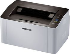 Принтер лазерный SAMSUNG SL-M2020(XEV/FEV) лазерный, цвет: белый [ss271b]