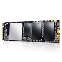 SSD накопитель A-DATA XPG SX6000 ASX6000NP-512GT-C 512Гб, M.2 2280, PCI-E x2, NVMe