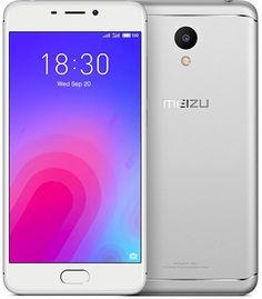 Смартфон MEIZU M6 16Gb, M711H, серебристый