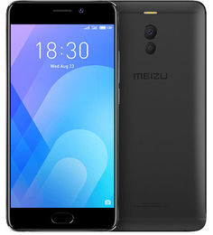 Смартфон MEIZU M6 Note 16Gb, M721H, черный