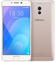 Смартфон MEIZU M6 Note 16Gb, M721H, золотистый