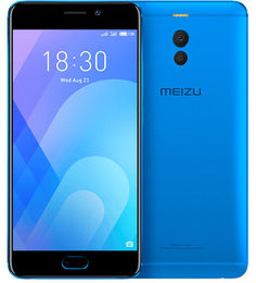 Смартфон MEIZU M6 Note 64Gb, M721H, синий