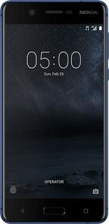 Смартфон NOKIA 5 Dual sim, синий