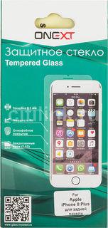 Защитное стекло для задней крышки ONEXT для Apple iPhone 8 Plus, 1 шт [41503]