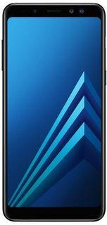 Смартфон SAMSUNG Galaxy A8 (2018) SM-A530F, черный
