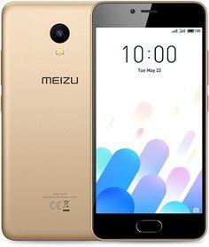 Смартфон MEIZU M5c 32Gb, M710H, золотистый