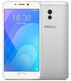 Смартфон MEIZU M6 Note 16Gb, M721H, серебристый