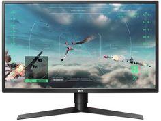 """Монитор ЖК LG Gaming 27GK750F-B 27"""", черный/красный [27gk750f-b.aruz]"""