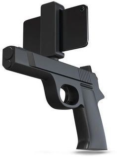 Пистолет виртуальной реальности HIPER VR ARGUN200, черный [hip-argun200-bk]