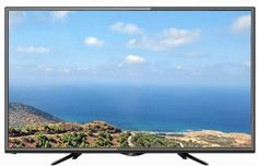 "LED телевизор POLAR 107LTV7013 ""R"", 43"", FULL HD (1080p), черный"