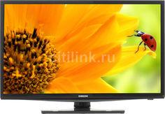 "LED телевизор SAMSUNG UE28J4100AK ""R"", 28"", HD READY (720p), черный"