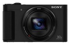 Цифровой фотоаппарат SONY Cyber-shot DSC-HX90B, черный