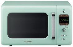 Микроволновая печь DAEWOO KOR-6LBRM, салатовый