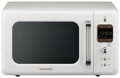 Микроволновая печь DAEWOO KOR-6LBRW, белый