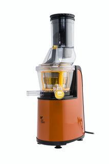 Соковыжималка KITFORT КТ-1102-1, шнековая, оранжевый