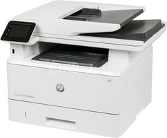 МФУ лазерный HP LaserJet Pro RU M426dw, A4, лазерный, белый [f6w16a]